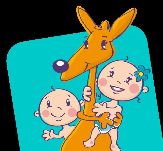 Kanguritos, Agencia de Niñeras