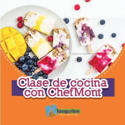 Clase de cocina con ChefMont